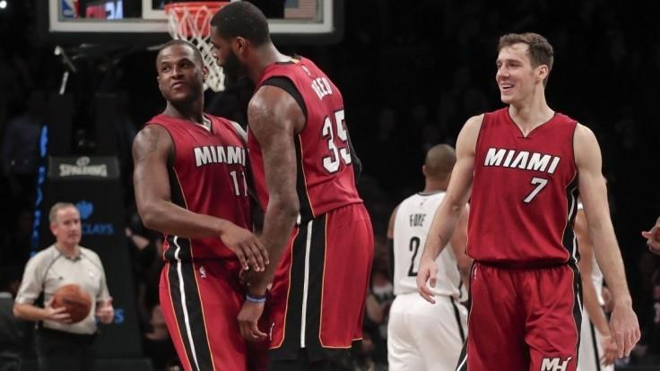 NBA: Miami natiahlo víťaznú sériu, je opäť v hre o play off
