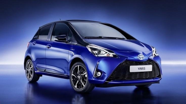 Viac ako facelift: Toyota vylepšila Yaris za 90 miliónov eur