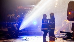 Požiar v bratislavskom Pentagone zrejme založili úmyselne