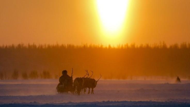 Muž potešil dedinčanov na Sibíri, motorom mu boli viera a práca