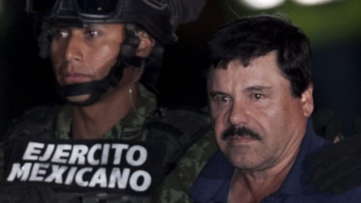 Pri útoku zranili synov mexického narkobaróna Guzmána