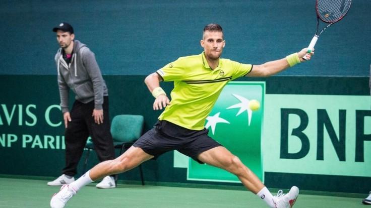 Kližan postúpil do štvrťfinále, v Sofii porazil Brandsona