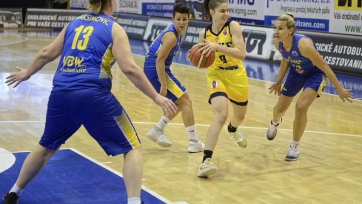 Hráčky Good Angels vyhrali v prvom štvrťfinále nad Ceglédom