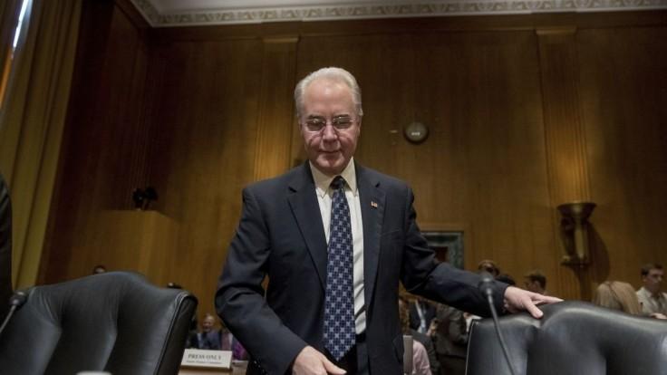 Americký senát potvrdil ministra zdravotníctva. Je ním známy kritik Obamacare