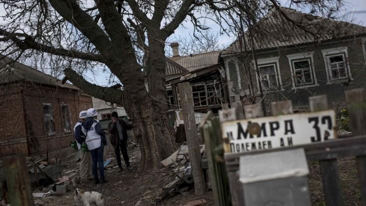 Slovák chcel hubiť parazitov, v misii OBSE na Ukrajine končí