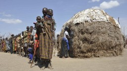 Keňa vyhlásila národnú katastrofu a žiada o pomoc, trápi ju sucho