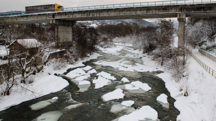 Meteorológovia varujú pred povodňami, rizikové sú viaceré rieky na východe