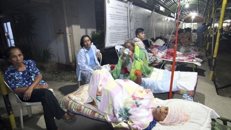 Silné zemetrasenie postihlo južné Filipíny. Hlásia mŕtvych
