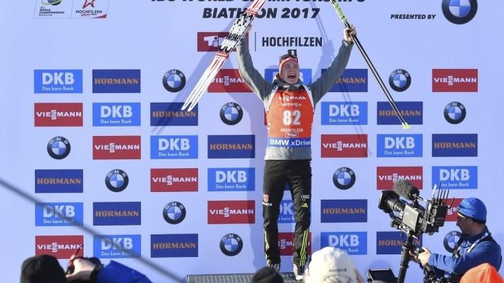 Nemec Doll prekapujúco majstrom sveta v šprinte, Hasilla so životným úspechom
