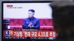 KĽDR uskutočnila raketový test, strela dopadla do Japonského mora
