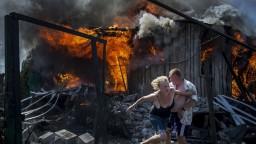 Rusko obvinilo Ukrajinu z použitia zbraní hromadného ničenia
