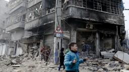 Chemické zbrane v Aleppe? Human Rights Watch obviňuje sýrsku armádu