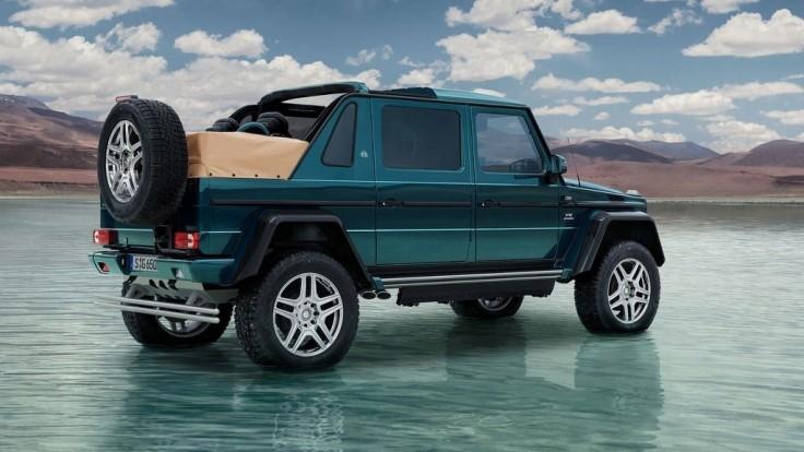 Najluxusnejší Mercedes triedy G fascinuje aj poburuje