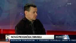 HOSŤ V ŠTÚDIU: V. Baláž o prognóze Bruselu