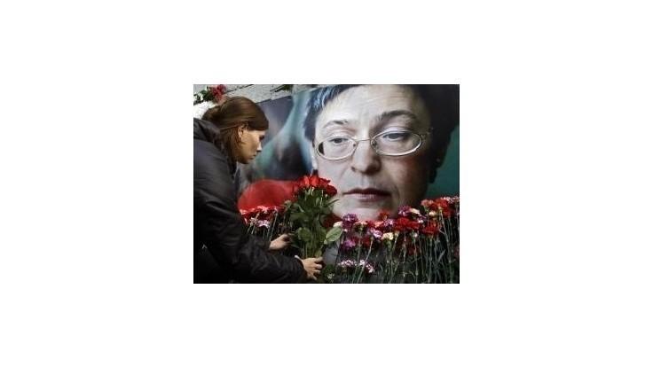 V deň 5. výročia zavraždenia novinárky Anny Politkovskej  padli nové obvinenia