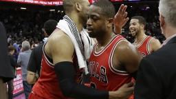 NBA: Cleveland si udržal pozíciu lídra, Chicago zdolalo Toronto
