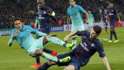 Barcelona v Paríži zlyhala. Prehru beriem na seba, vyhlásil Enrique
