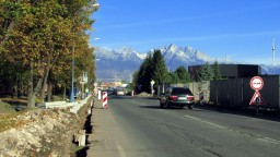 Cesta do Vysokých Tatier prejde rozsiahlou rekonštrukciou