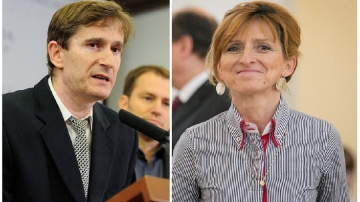 Žarnay a Dubačová odchádzajú z poslaneckého klubu OĽaNO-NOVA