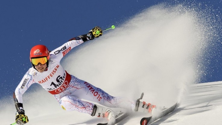 Vlhová v obrovskom slalome v prvej desiatke, zvíťazila Worleyová