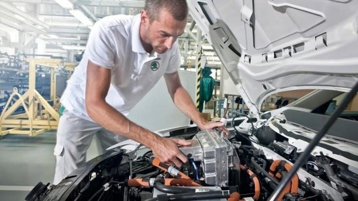 Každá štvrtá Škoda po roku 2025 bude elektromobil alebo hybrid