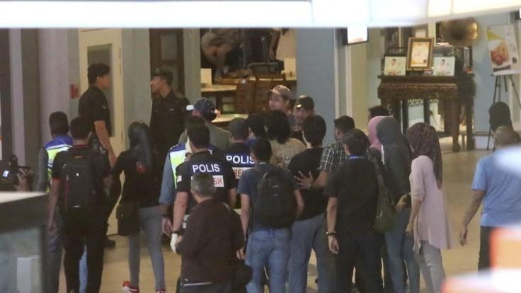 Polícia údajne našla jed u podozrivej z vraždy Kim Čong-nama