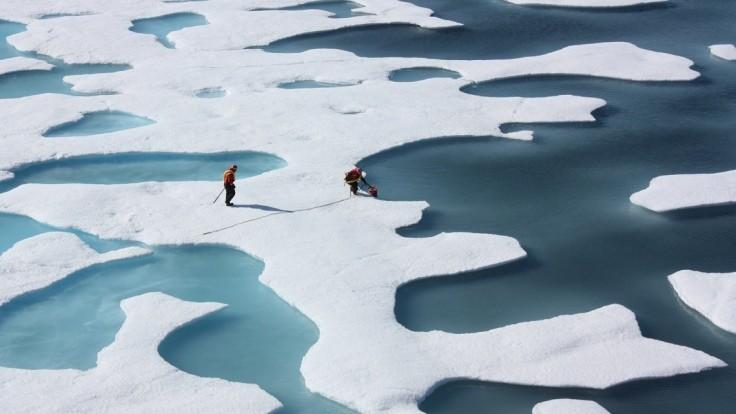 Arktíde hrozí totálny odmäk. Zachrániť ju má bláznivý plán za miliardy
