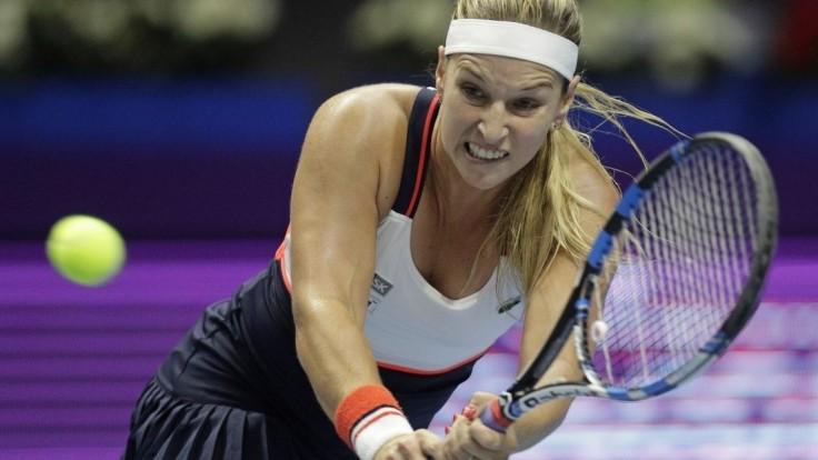 Cibulková si vo finále nezahrá, prvýkrát v kariére podľahla Plíškovej