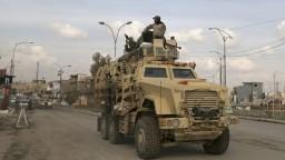 Iracká armáda spustila operáciu proti IS v Mósule, východ mesta už ožíva