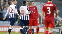 Leicester nevyužil šancu, zvalcoval ho treťoligový Millwall