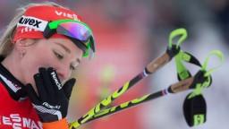Biatlonistka Fialková sa teší z desiateho miesta, úspech zožala v behu