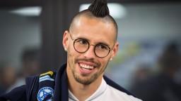 Hamšík doháňa Maradonu, na rekord mu chýba päť gólov