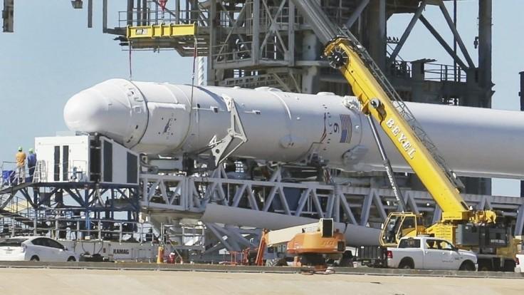 Druhý pokus vyšiel. Raketa Falcon 9 vezie zásoby pre ISS
