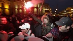 Nepovolené protesty pokračovali. Kontroverzný zákon vyhnal do ulíc tisíce Bielorusov