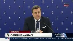 TB A. Danka a D. Guspana o stretnutí generálnych tajomníkov parlamentov EÚ