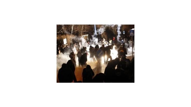 Padlo trestné oznámenie pre zásah polície pri proteste