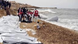 Stredozemné more vyplavilo vyše 70 mŕtvych tiel migrantov