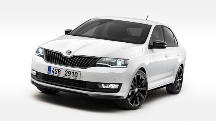 Modernizovaná Škoda Rapid dostala lepšie svetlá, trojvalec aj internet