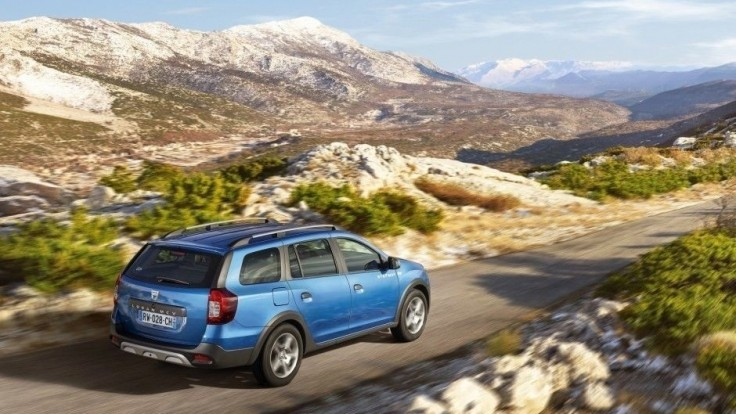 Dacia má nového dobrodruha: kombi Logan MCV Stepway
