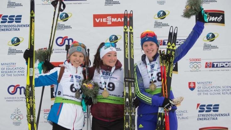 V Osrblí triumfovala Francúzka, zo Sloveniek najlepšia Haidelmeierová