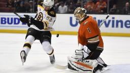 NHL: Chárov gól Bostonu nepomohol, Sekera nedohral zápas