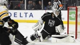 NHL: Hossa a Pánik s asistenciami, Budaj inkasoval dva góly
