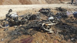Pri samovražednom útoku na severe Sýrie zahynuli desiatky ľudí