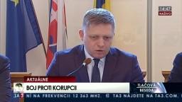 TB R. Fica, P. Pellegriniho a P. Kažimíra o výjazde v Košiciach a boji proti korupcii