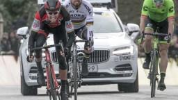 Sagana pokoril jeho veľký rival, flámska klasika ponúkla napínavý súboj