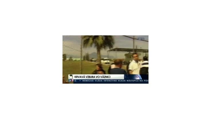 Juhozápadné Mexiko zasiahlo silné zemetrasenie