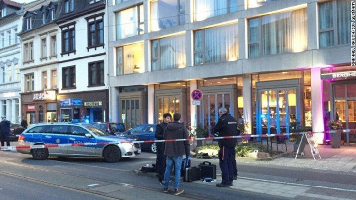 Podozrivého z Heidelbergu nemôže polícia vypočúvať, dôvodom sú jeho zranenia