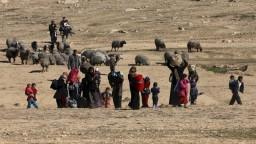 Mósul opúšťajú civilisti, vojsko evakuovalo vyše tisíc ľudí