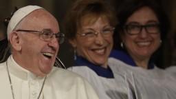 František ako prvý pápež vstúpil do anglikánskeho kostola