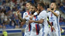 Lyon rozprášil Metz. Nováčik si k prehre dopomohol vlastným gólom
